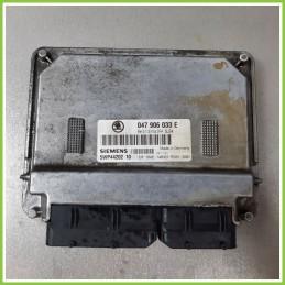 Centralina Motore Iniezione ECU SIEMENS 5WP4420210 SKODA FABIA 6Y 1.4 047906033E Benzina 2000 2007