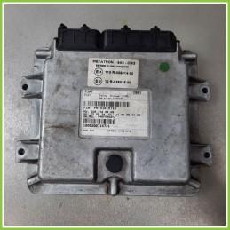 Centralina Motore Iniezione ECU METATRON 4100136 FIAT PANDA 2Q 1.2 DYNAMIC NAT. POWER 51815710 Benzina-Metano 2003 2010