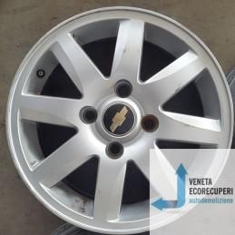 Cerchio in Lega Usato da 15 pollici per Chevrolet Matiz