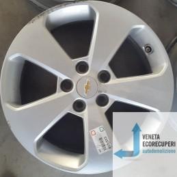 Cerchio in Lega Usato da 17 pollici per Chevrolet Cruze
