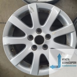 Cerchio in Lega Usato da 14 pollici per Volkswagen Polo 9N