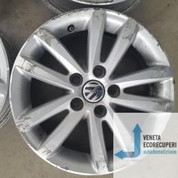 Cerchio in Lega Usato da 14 pollici per Volkswagen Polo