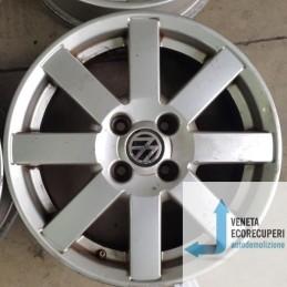 Cerchio in Lega Usato da 15 pollici per Volkswagen Polo