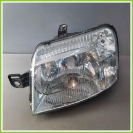 Faro Fanale Proiettore Anteriore Sinistro SX AUTOMOTIVE LIGHTING FIAT PANDA 2Q 51867677 Originale Usato