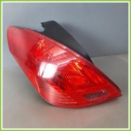 Fanale Fanalino Posteriore Sinistro SX AUTOMOTIVE LIGHTING PEUGEOT 308 9680425780 Originale Usato