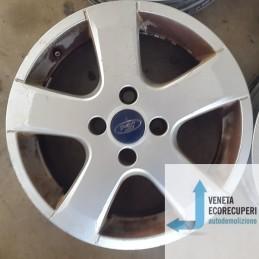 Cerchio in Lega Usato da 16 pollici per Ford Fiesta