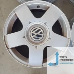 Cerchio in Lega Usato da 15 pollici per Volkswagen Golf IV