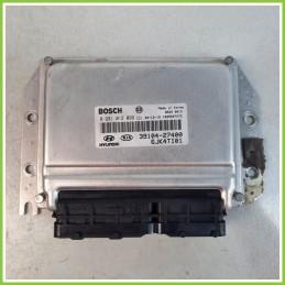 Centralina Motore Iniezione ECU BOSCH 0281012099 KIA SPORTAGE 2a Serie 2.0 CRDI 16V 39104-27400 Diesel 2004