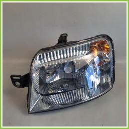 Faro Fanale Proiettore Anteriore Sinistro SX AUTOMOTIVE LIGHTING FIAT PANDA 2Q 41690748 Originale Usato