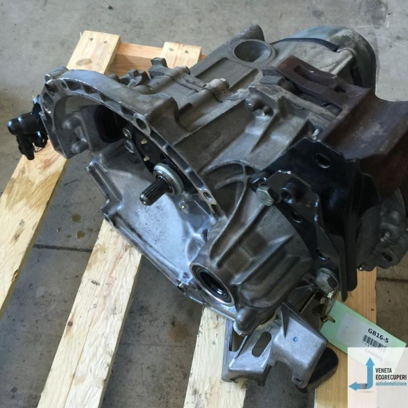Cambio usato da Tipo Motore HFX