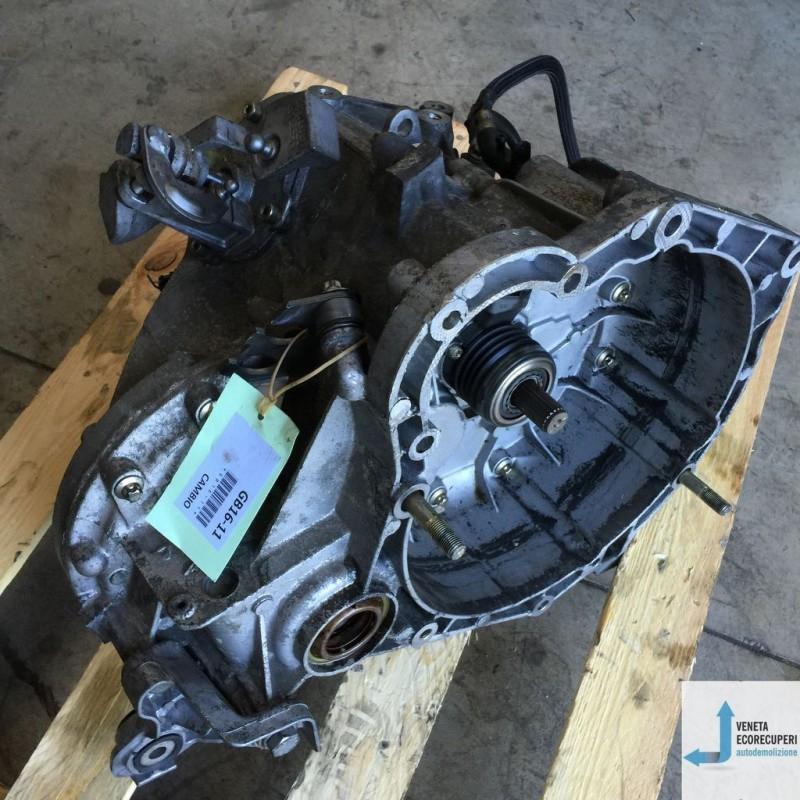 Cambio usato da Tipo Motore 192A1000