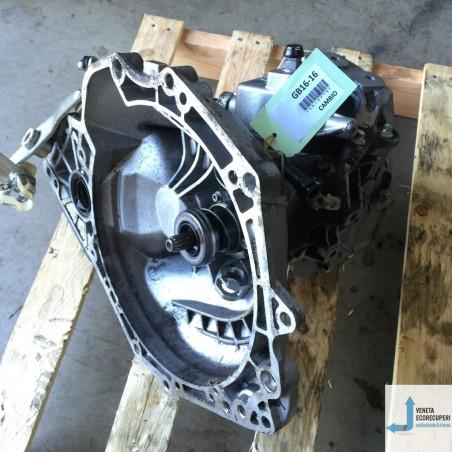 Cambio usato da Tipo Motore 8HR