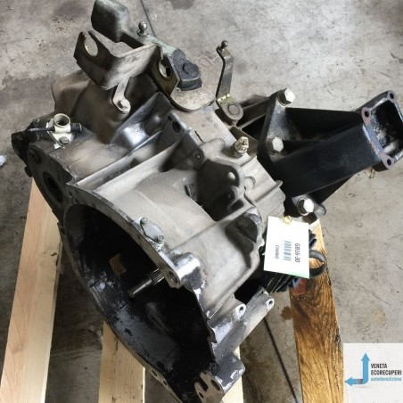 Cambio usato da Tipo Motore 814043