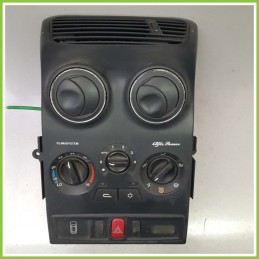 Comandi Clima Aria Condizionata AC Riscaldamento Condizionatore Centralina Climatizzatore VALEO 134238W ALFA ROMEO 145 AR67601