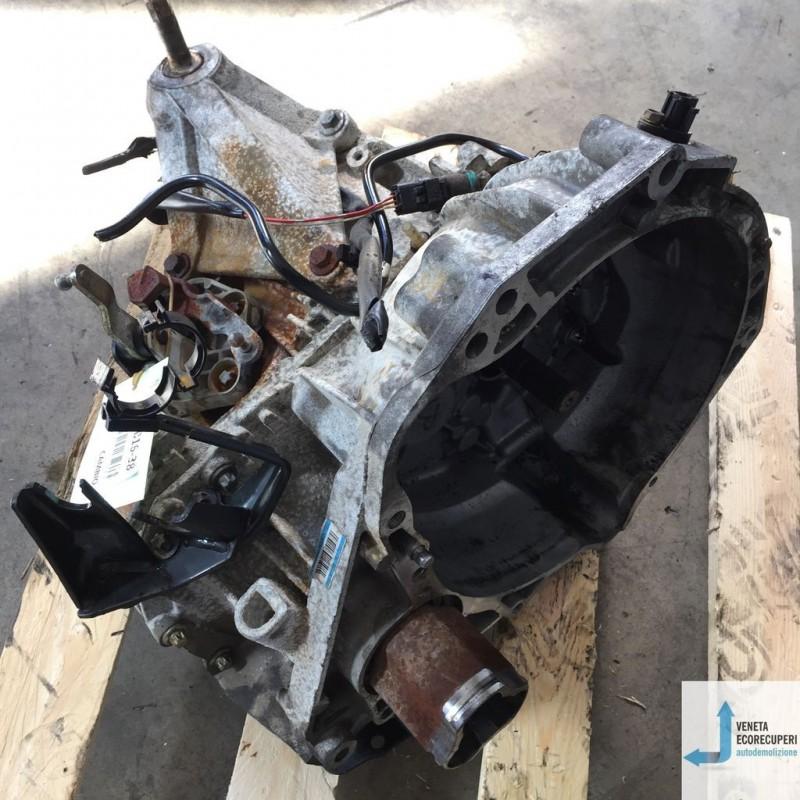 Cambio usato da Tipo Motore CR12