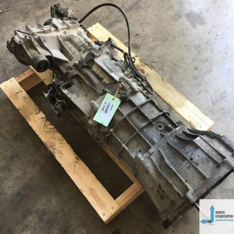 Cambio usato da Tipo Motore RHW