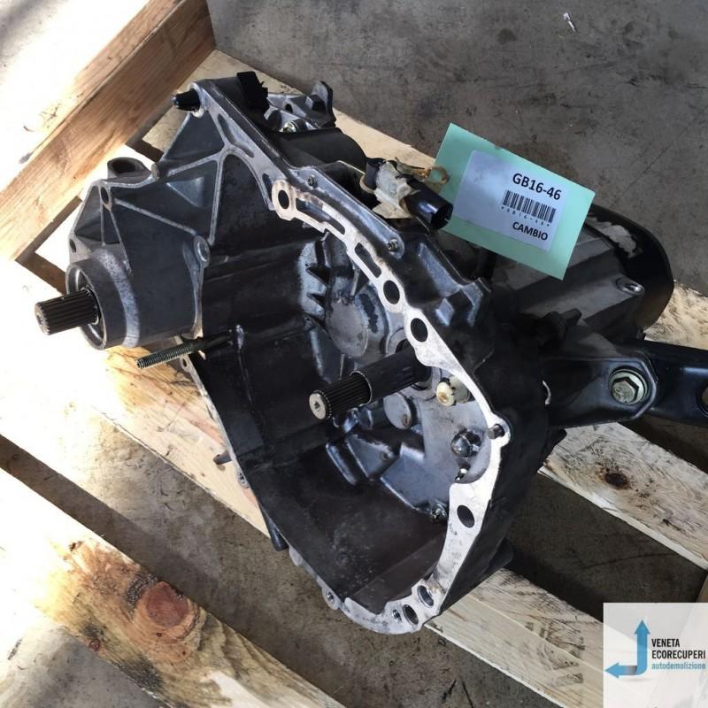 Cambio usato da Tipo Motore D4FB7