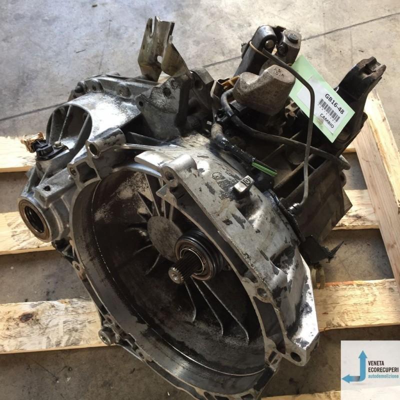 Cambio usato da Tipo Motore D3FA