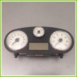 Quadro strumenti contachilometri tachimetro VDO 110080211 LANCIA Y 51709391 188A4000