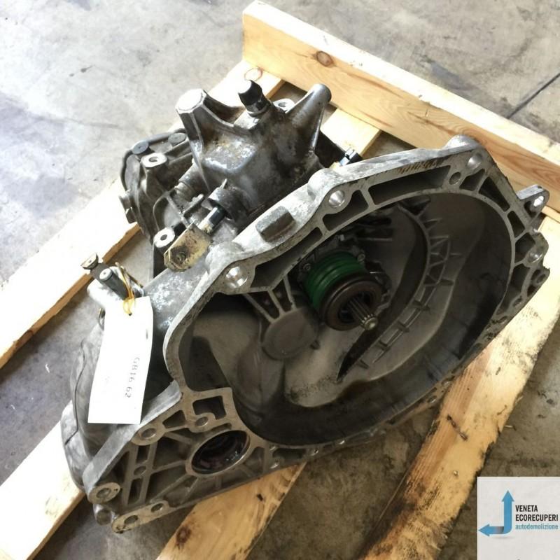 Cambio usato da Tipo Motore X16XEL