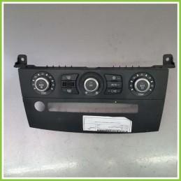 Comandi Clima Aria Condizionata Riscaldamento 90025202 BMW Serie 5 E60/E61 6988504-01 256D2